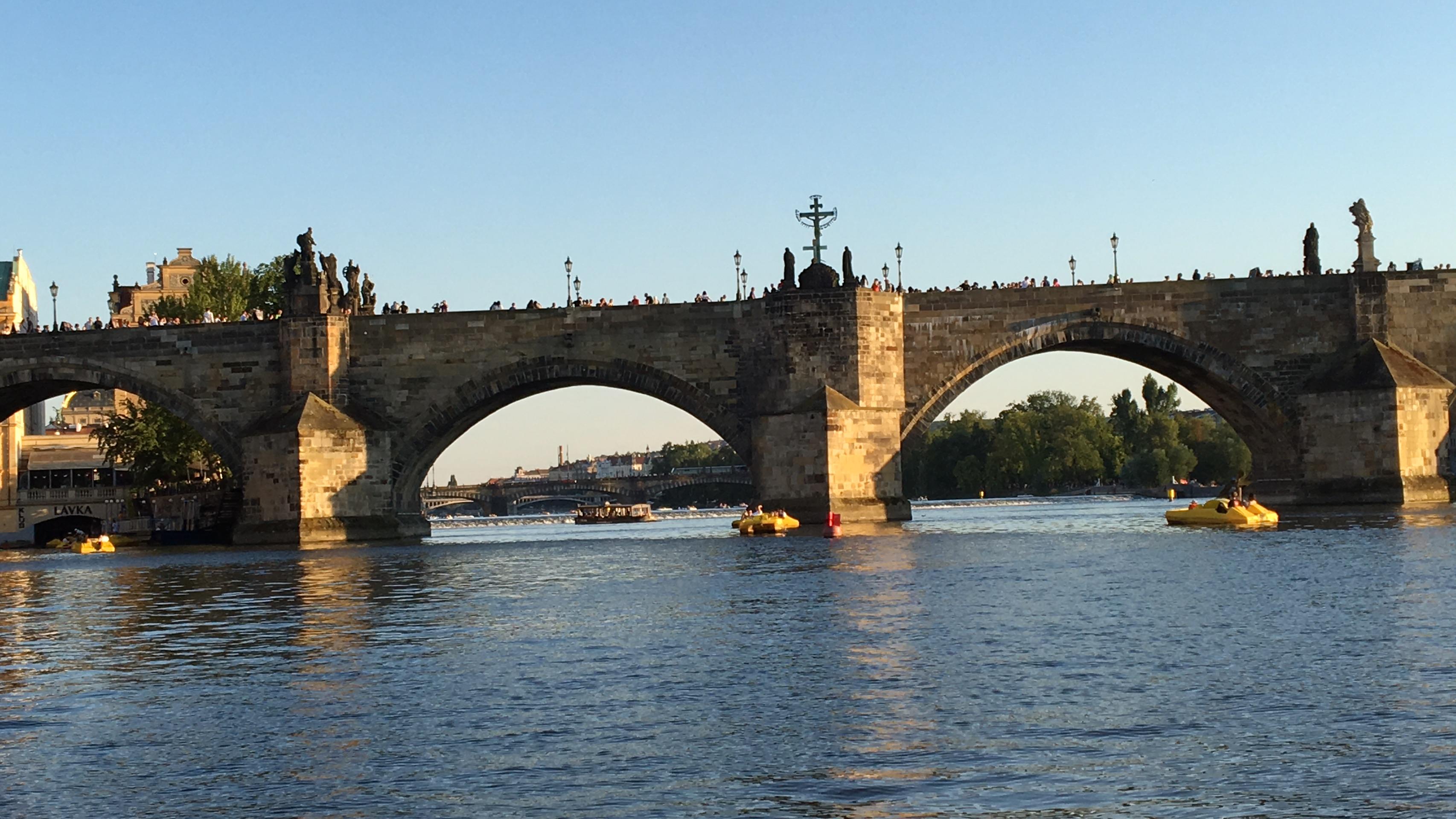 Homepage Slide #2 Bridge Prague
