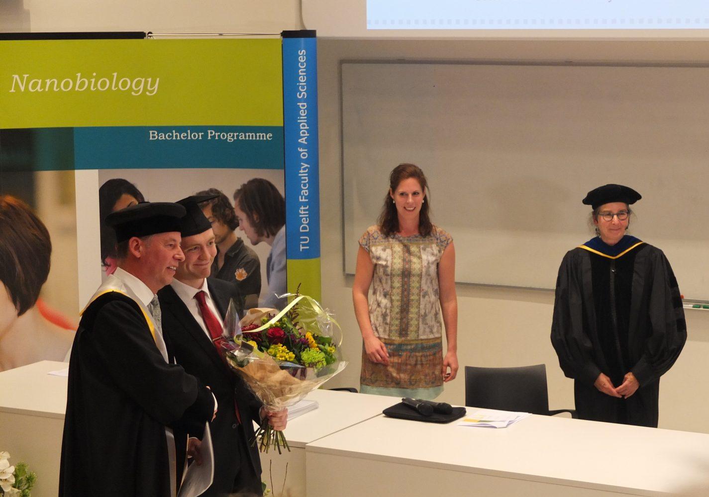 Nanobiology graduate
